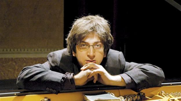 Bach, concerto, Ramin Bahrami, Enna, Cultura