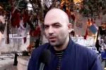 Saviano: Falcone e Borsellino eroi spesso lasciati soli