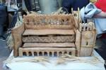 Gusto e tradizioni a Monreale, le foto della sagra del Pane