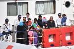 Nuovo maxi-sbarco a Catania, arrivati oltre 1400 migranti