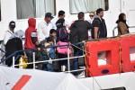 Migranti, doppio sbarco a Catania: tra oggi e domani 350 in arrivo
