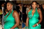 Serena Williams mamma in attesa mostra il pancione in pubblico