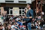 """Lo scrittore ragusano Simone Digrandi agli studenti siciliani: """"Credete in voi stessi"""""""