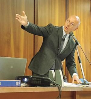 Salvatore Vella, procuratore di Agrigento