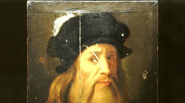 arte, dipinto, noto, Leonardo da Vinci, Siracusa, Cultura