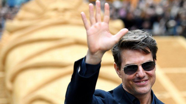 attore, top gun 2, Tom Cruise, Sicilia, Cultura