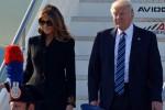 Trump è a Roma, l'incontro col Papa e poi Mattarella: il programma della prima visita in Italia