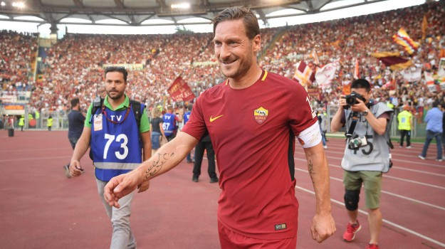 Calcio, uefa, Francesco Totti, Sicilia, Sport