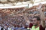 Totti, ovazione e tifosi in lacrime La Roma vince ed è seconda - Foto