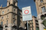 Disabili nella Ztl a Palermo, sospese le multe