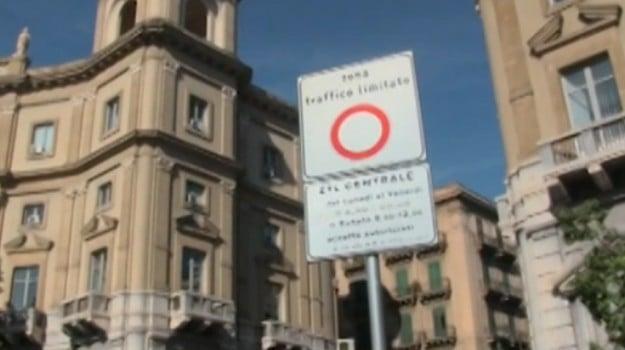 disabili ztl palermo, multe ztl palermo, Palermo, Cronaca