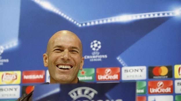champions league, Juventus, real madrid, Zinedine Zidane, Sicilia, Sport
