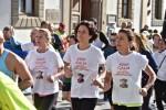 Agnese Renzi alla maratona: Matteo contento ma oggi non corre, è stanco - Foto