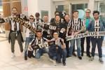 Febbre da Juventus, una delegazione agrigentina a Cardiff