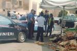Alcamo, venditore ambulante aggredito e accoltellato in piazza