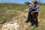 Rubano acqua per irrigare campi, 5 denunciati a Polizzi