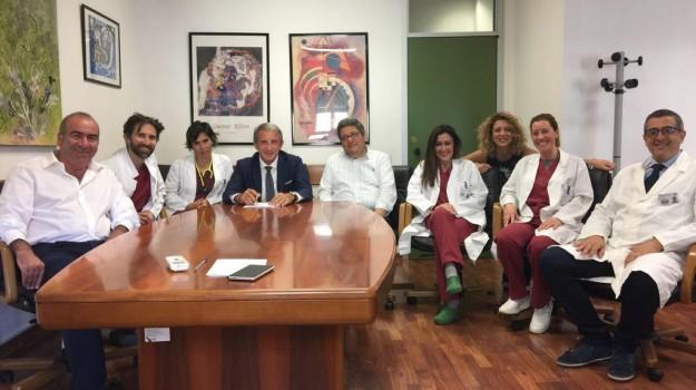 lavoro anestesisti, Palermo, Economia