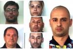 Droga, rapine e racket a Belpasso: così si finanziava il clan, 15 coinvolti