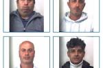 Mafia, imprenditore di Altofonte denunciò il pizzo: fermati in quattro - Nomi e foto