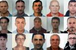 Linguaggio criptato per nascondere la droga, retata fra Palermo e Gela - Nomi e foto