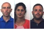 Droga alla Kalsa, foto e nomi degli arrestati
