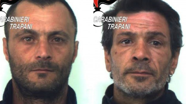 carabinieri, furto, valderice, Trapani, Cronaca