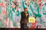 """Pd, Renzi proclamato segretario: """"Basta divisioni"""""""