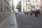 Auto sulle piste ciclabili in 4 mesi oltre 200 multe a Palermo