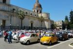 Raduno di Fiat 500 a Giarre: oltre 100 partecipanti - Le Foto