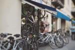 In fiamme un negozio di bici a Palermo: danni per migliaia di euro