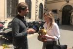 """Banca Etruria, da Striscia Tapiro d'oro alla Boschi: """"Era il mio sogno"""""""