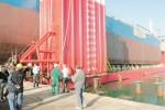 Cantiere navale di Trapani, assegnato il bacino di carenaggio