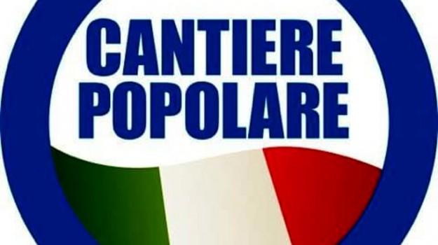 candidati al consiglio comunale di Palermo, cantiere popolare, Palermo, Politica