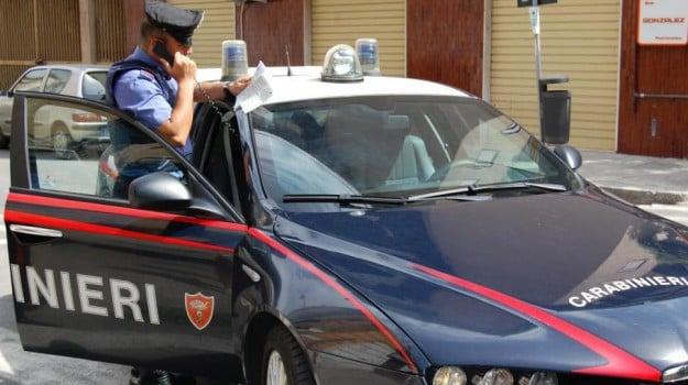 deposito auto rubate, Palermo, Cronaca