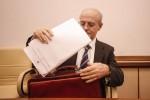 Il procuratore di Catania, Carmelo Zuccaro