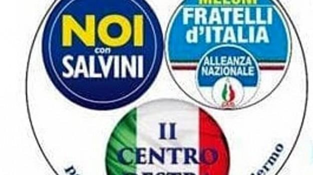 Centrodestra per Palermo, i candidati al consiglio comunale di Palermo, Palermo, Politica