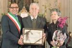 A Chiaramonte Gulfi una coppia festeggia i 65 anni di matrimonio