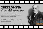 """""""Cinefilosofia"""", l'arte della persuasione approda a Palermo"""