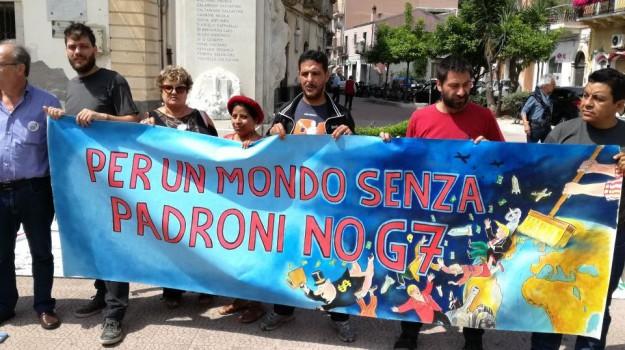 G7, messina, taormina, Sicilia, Cronaca