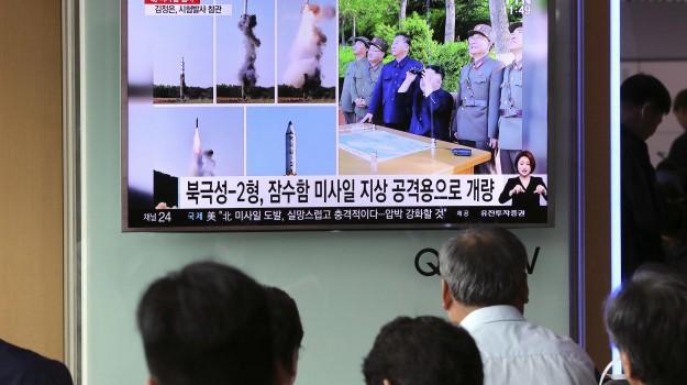 corea del nord, missile, Kim Jong-un, Sicilia, Mondo