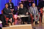 Strage di Capaci, puntata speciale di Maurizio Costanzo Show - Le foto