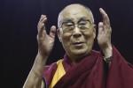 Il Dalai Lama torna in Sicilia dopo vent'anni: a Messina e a Palermo dal 16 al 18 settembre