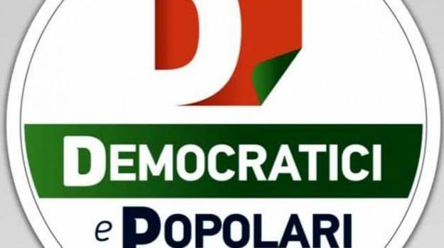 candidati consiglio comunale di Palermo, Democratici e popolari, Palermo, Politica