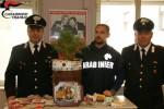 Coltivava marijuana in casa: arrestato comunale di Castelvetrano