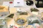 Droga party interrotto dai carabinieri, due arresti ad Enna