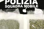 Marijuana al terminal degli autobus, due albanesi arrestati a Ragusa