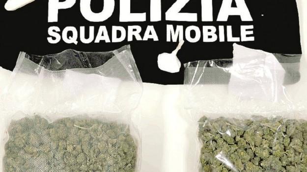 cocaina, marijuana, ragusa, Ragusa, Cronaca