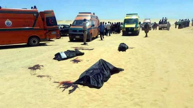 attentato, copti, egitto, terrorismo, Sicilia, Mondo