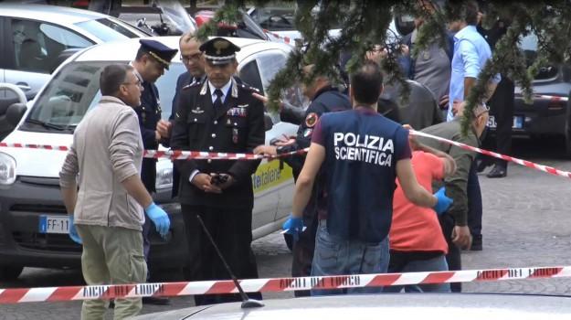 esplosione, roma, strada, Sicilia, Cronaca