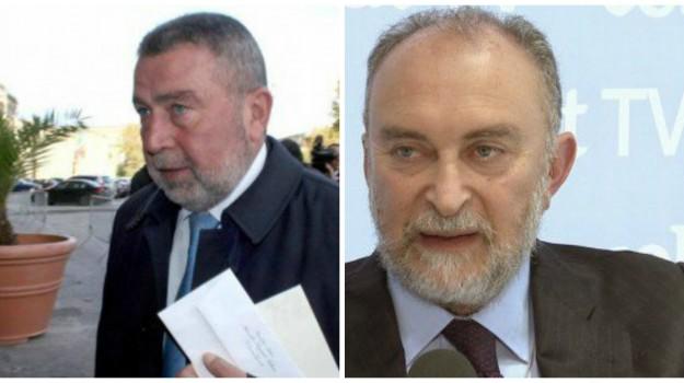 arresti, elezioni, obbligo di soggiorno, Antonio D'Alì, Mimmo Fazio, Trapani, Politica